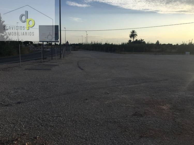 Long time Rental - Plot - Torrellano - Parque Empresarial