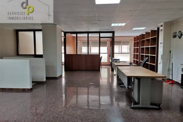 Office - Long time Rental - Torrellano - Torrellano